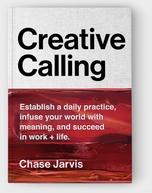 Creative Calling Book Cover
