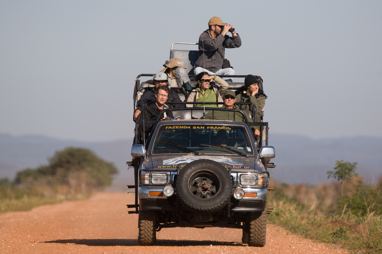 Watch and Learn: John Greengo on the Road with Art Wolfe