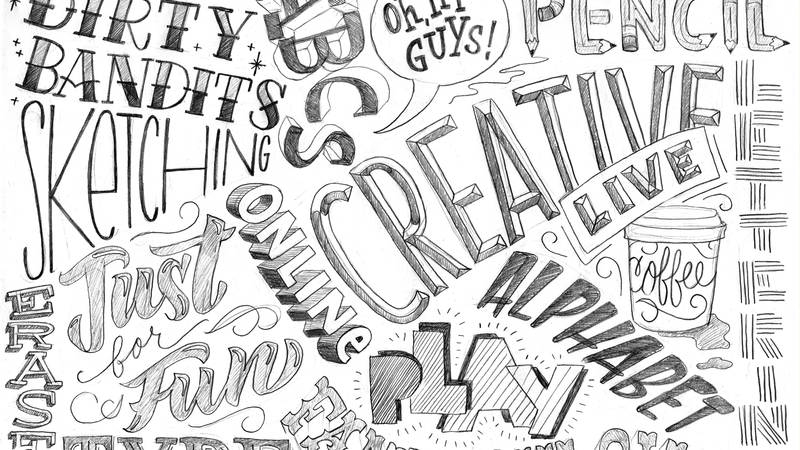 Equip The Maker On Your Holiday List With Tools And Techniques They Need To Take Up Hand Lettering For Themselves
