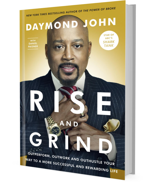 Rise and Grind book