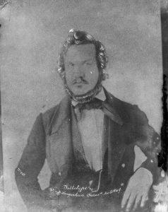 Frederick Langenheim Circa 1849