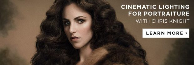 cinematic photography lighting with Chris Knight