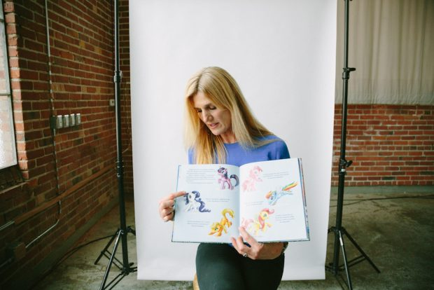 Mary Jane Begin discusses the color theory used in her illustrated book.