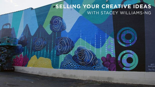 Creative New Ideas with Stacey Williams-Ng