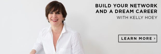 Build your network with Kelly Hoey