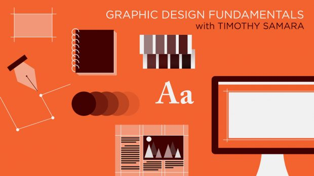 Graphic Design tips with Timothy Samara