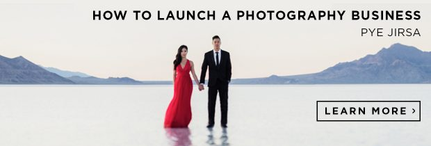 How to Launch a Photography Business with Pye Jirsa