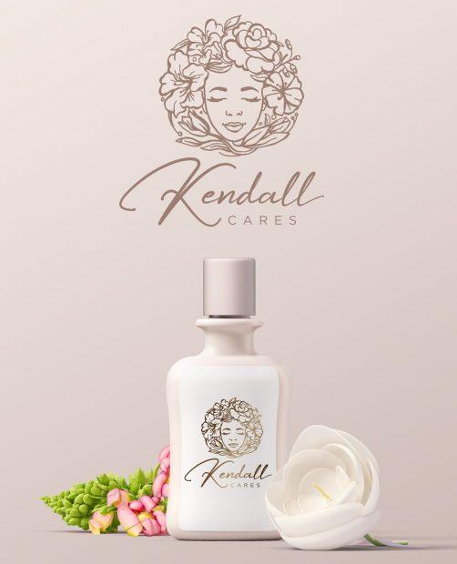 Kendall Cares logo
