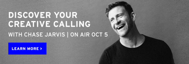 Discover your creative calling with Chase Jarvis